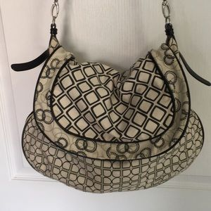 Poppie Jones shoulder bag / crossbody / satchel